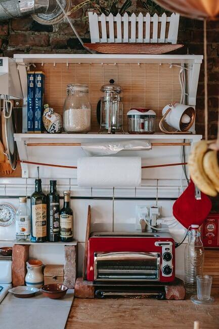 Cuisine vintage, inspiration rétro