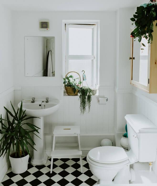 Ventiler sa salle de bains pour une bonne isolation