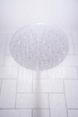humidité douche