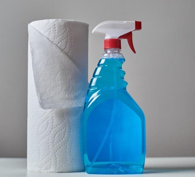 Vinaigre blanc pour détartrer des toilettes